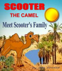 http://johndennanchildrensauthor.com/scooter-the-camel-meet-scooters-family